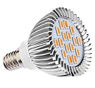 daiwl e14 5W 16x5630smd 400-450lm 3000-3500K lumière blanche chaude ampoule led spot (110 / 220v)