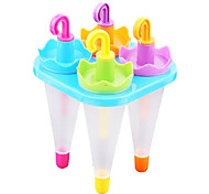 Unique Novelty Umbrella Style Popsicle Mold Kitchen Item