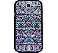 Robot Pattern Hard Case for Samsung Galaxy S3 I9300
