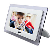 7-inch Digital Picture Frame With 4 IN 1 Card Slot (BAQ043)