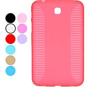 Solid Color Hard Case für Samsung Galaxy Tab P3200, P3210