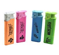 Briquet Eraser forme (2PCS couleur aléatoire)