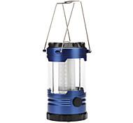 Lampes Torches LED / Lanternes & Lampes de tente (Ultra léger / Taille Compacte / Petit / Etanche) LED 3 Mode 200lm Lumens AA -