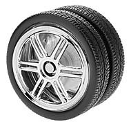 Black Tire Style Ball Bearing Yoyo Toy