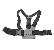 TMC HR47 Front Chest Elastic Belt Shoulder Strap for GoPro HERO 3 HD/AEE SD20/SD21