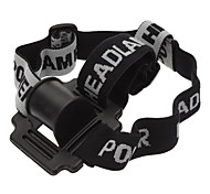 Head Strap for Universal Headlamp (Blck)