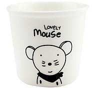 Rato de 12 Zodíaco chinês Ceramic Cup