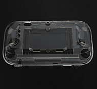 Clear Crystal Hard Case Skin Cover for Nintendo Wii U Gamepad Remote Controller