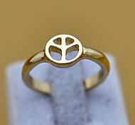 Anti-war ring