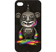 Nuevas Tecnologías de la venta caliente colorido cubierta de la caja del teléfono celular tallado 3D para iphone4/4s 27