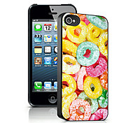 Candy Pattern 3D Effect Case for iPhone5