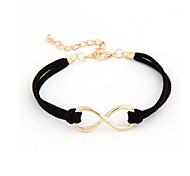 Fashion 8 Alloy Women's Bracelet