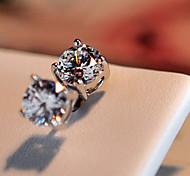 z&X® coppia di stile orecchino d'argento