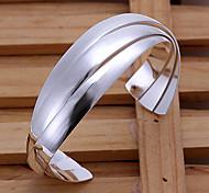 multicouche bracelet en argent lknspcb044 des femmes