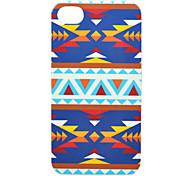Meter Joint Print Back Case for iPhone 4/4S