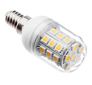 5W E14 / G9 Bombillas LED de Mazorca 30 SMD 5050 410 lm Blanco Cálido / Blanco Fresco AC 100-240 V