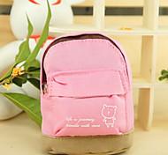 Mini-Schultasche Geldbörse (pink)