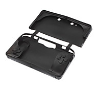 Nero Cover in silicone morbida per Nintendo 3DS