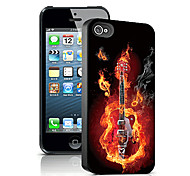 Guita Pattern 3D Effect Case for iPhone5
