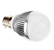 Globe Bulbs , B22 6 W LM Cool White G AC 85-265 V