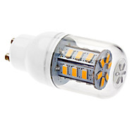 4W GU10 LED Corn Lights T 24 SMD 5730 330-380 lm Warm White AC 220-240 V