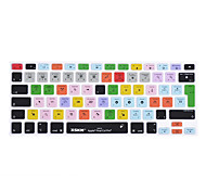 XSKN Silicon-Short Cut Laptop Keyboard Skin Cover for MacBook PRO MacBook Air