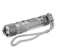 Torce LED / Torce (Ricaricabile / Tattico / autodifesa) - LED 6 Modo 350 Lumens 14500 / AA Cree XP-G R5 Batteria -