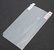 Clear LCD Screen Protector Film tampa do protetor para Nova Nintendo Wii U Gamepad WiiU