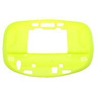Green Skin Case with Screen Protector for Nintendo Wii U Gamepad Remote Controller