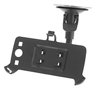 360°Rotation Desktop Suction Cup Holder Bracket w/ Back Case for Samsung Galaxy S3 i9300 - Black