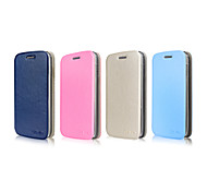 PU Leather Fashion Design Full Body Case for Samsung Galaxy Ace 3 S7272