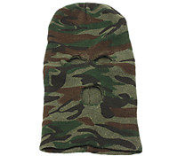 Sports Outdoors Warm Knit Balaclava Face Mask(camouflage)
