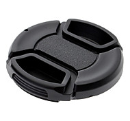 52mm Front Lens Cap Hood Cover Snap-on for Nikon Camera