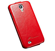 For Samsung Galaxy Case Other Case Full Body Case Solid Color PU Leather Samsung S4