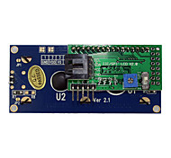 IIC/I2C/TWI SPI Serial LCD 1602 Module Electronic building block for (For Arduino)