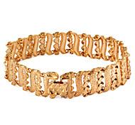 Gold Plated Alloy Bracelet L0044