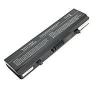 5200 mAh Ersättningsbatteri för bärbar dator till DELL Inspiron 1525 1526 1440 1750 1545 1546 (svart)