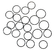 Impermeabile O-Ring (30mm 20-pack)