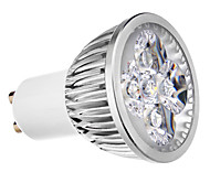 GU10 4W 4 0 LM Warm White / Cool White LED Spotlight AC 220-240 V
