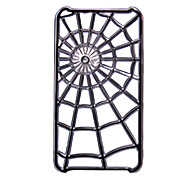 Spider Net Pc Case For Iphone 4/4S