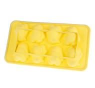 Cute Penguin Shape Ice Tray (Yellow)