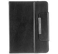 Design de Moda Caixa Protectiove com suporte para 8 polegadas Tablet (Black)