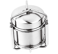 Stainless Steel Alcohol Stove(Capacity:100ML Alcohol)