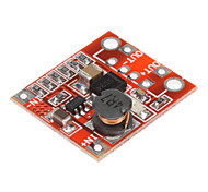 DIY 3V bis 5V 1A Boost-PCB-Modul für Mobile Charger Power Supply - Red