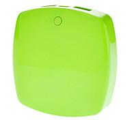9000mAh портативный банк силы для мобильных устройств Зеленый