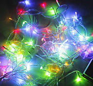 100-LED 10M Christmas Decorations RGB LED String licht