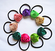 Z&X®  Candy Color Rose Hair Rope