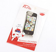 Protective Clear Screen Protector with Cleaning Cloth for Samsung Galaxy Note 2 N7100