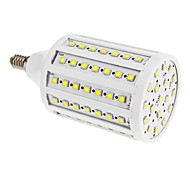 E14 20W 102 SMD 5050 LM Cool White T LED Corn Lights V
