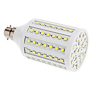 B22 20W 102 SMD 5050 LM Cool White T LED Corn Lights V